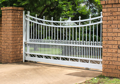 Security Gates & Grilles